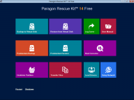 pobierz program Paragon Rescue Kit Free Edition