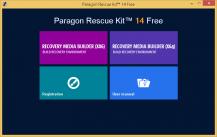 pobierz program Paragon Rescue Kit Free Edition
