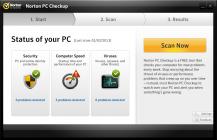 pobierz program Norton PC Checkup
