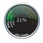 pobierz program systemDashboard - CPU Meter