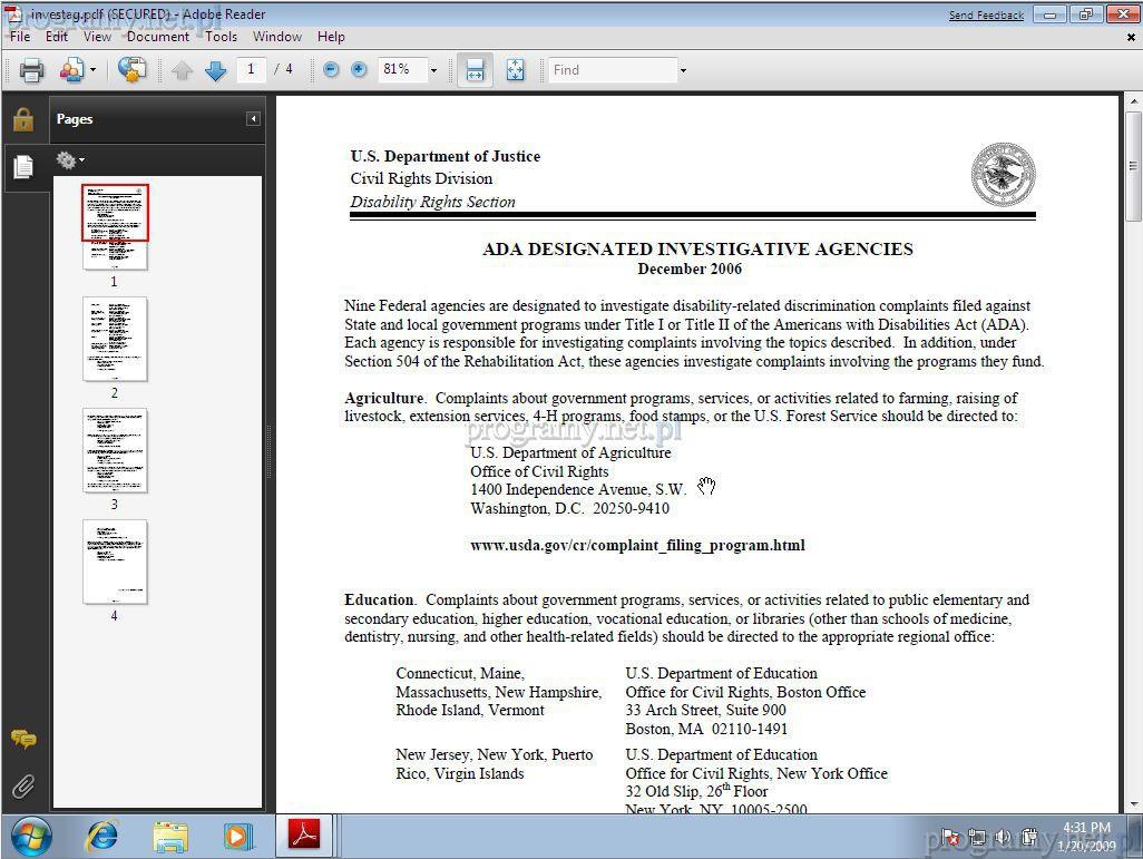 Adobe Reader Xi 11 0 23 Pl Download Do Pobrania Programy Net Pl