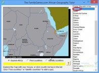 pobierz program African Geography Tutor