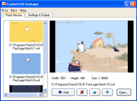 pobierz program Flash2X EXE Packager