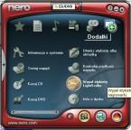 pobierz program Nero Reloaded 6.6.1.5 spolszczenie