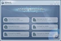 pobierz program WinAVI Video Converter spolszczenie