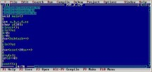 pobierz program Turbo C++