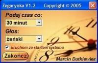 pobierz program Zegarynka