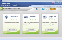 pobierz program ZoneAlarm Free Antivirus & Firewall