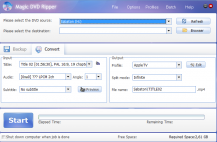 pobierz program Magic DVD Ripper