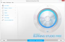 pobierz program Ashampoo Burning Studio Free