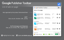 pobierz program Google Publisher Toolbar