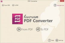 pobierz program Icecream PDF Converter