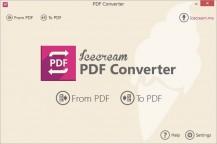 pobierz program Icecream PDF Converter