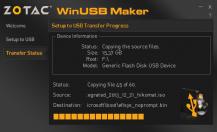 pobierz program ZOTAC WinUSB Maker