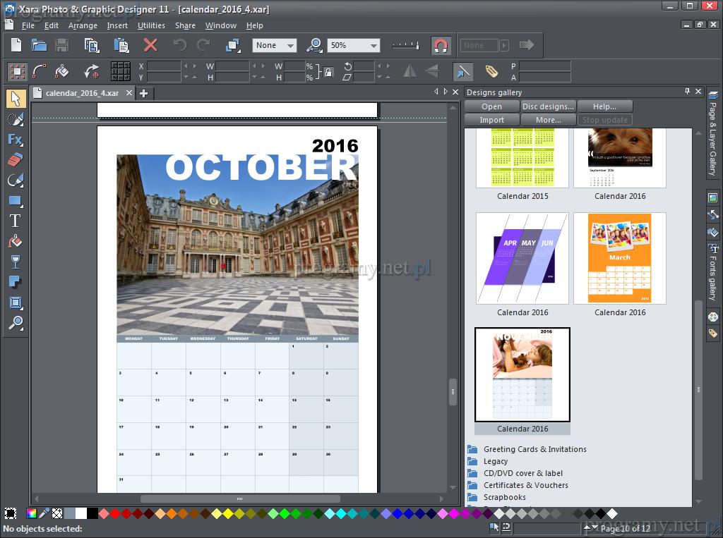 Pobierz Program Xara Photo Graphic Designer