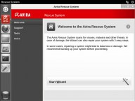 pobierz program Avira AntiVir Rescue System