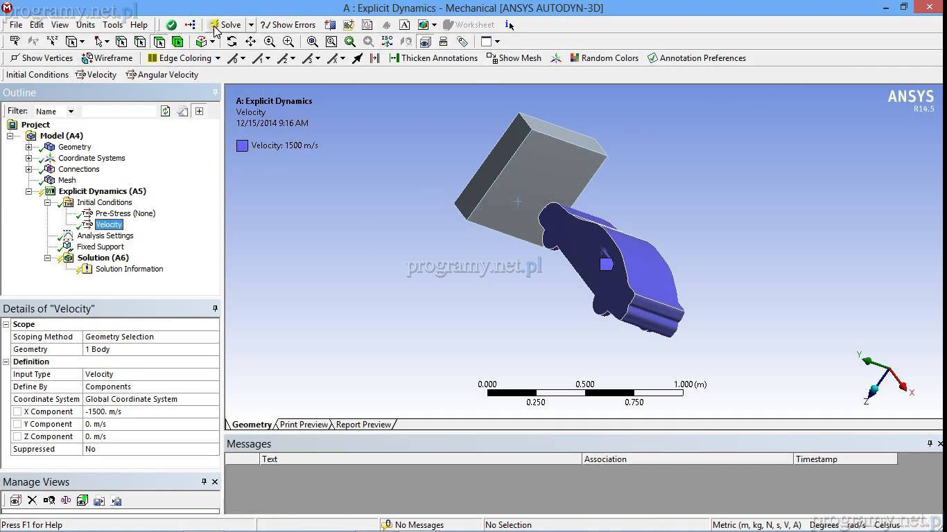 Download Ansys 16