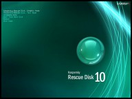 pobierz program Kaspersky Rescue Disk
