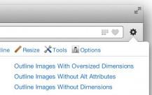 pobierz program Web Developer Toolbar