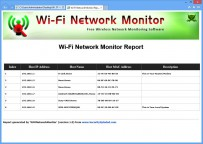 pobierz program Wi-Fi Network Monitor