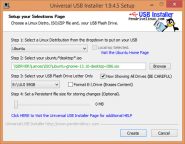 pobierz program Universal USB Installer