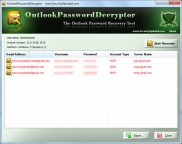 pobierz program Outlook Password Decryptor