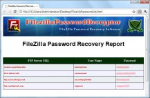 pobierz program Filezilla Password Decryptor