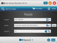 pobierz program Free Screen Recorder