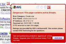 pobierz program AVG LinkScanner