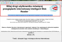 pobierz program Intelligent Web Reader