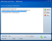 pobierz program MP3 Cutter Joiner Free