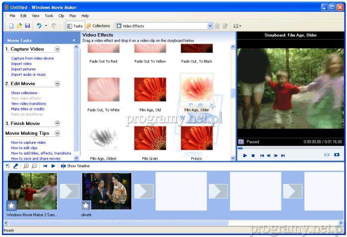 windows movie maker 64bit