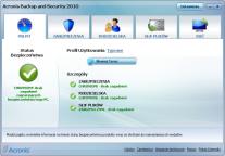pobierz program Acronis Backup and Security